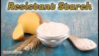 Resistant Starch - Raw Potato Starch - Benefits Gut Health, Lowers Blood Sugar and Helps Weight Loss