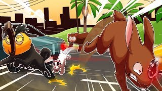 We found out how to become our Spirit Animals in GTA 5