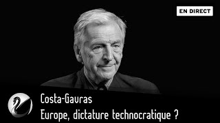 Europe, dictature technocratique ? Costa-Gavras [EN DIRECT]