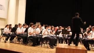 Cartoon Symphony de Larry Clark por la Banda Juvenil de la AM Patraix en el Palau
