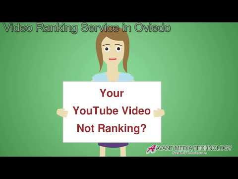 YouTube Video Ranking Service in Oviedo FL (407) 848-1001
