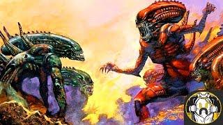 Aliens Genocide - The Xenomorph Civil War Explained