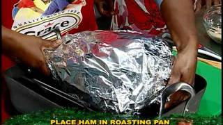 Country Pride Baked Ham - Grace Foods Creative Cooking Christmas Series