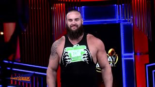 India welcomes Braun Strowman with open arms