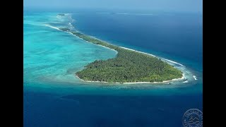 Веб камера Мальдивы, остров Кануфуши, отель Финолхус, реальная съемка,