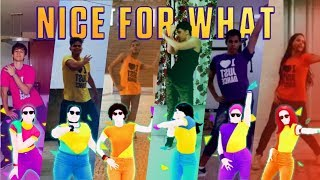 Nice For What by Drake - Just Dance 2019 | ESPECIAL Fim de Ano | MEGASTAR Gameplay