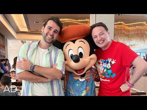 Walt Disney World Vlog | Day 6 | Riviera & Epcot | March 2020 | Adam Hattan | AD