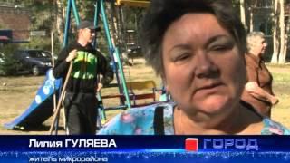 Благоустройство территории ТСЖ «Виктория»(, 2014-09-11T02:03:12.000Z)