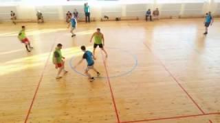 р. Агідель міні-футбол КЛФ-Депортиво 2 тайм 6:5