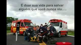 O que é ser bombeiro?