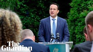 Irish PM: