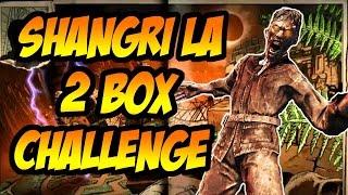 """Shangri la"" 2 Box Challenge Pt1 ( Black Ops Zombies)"