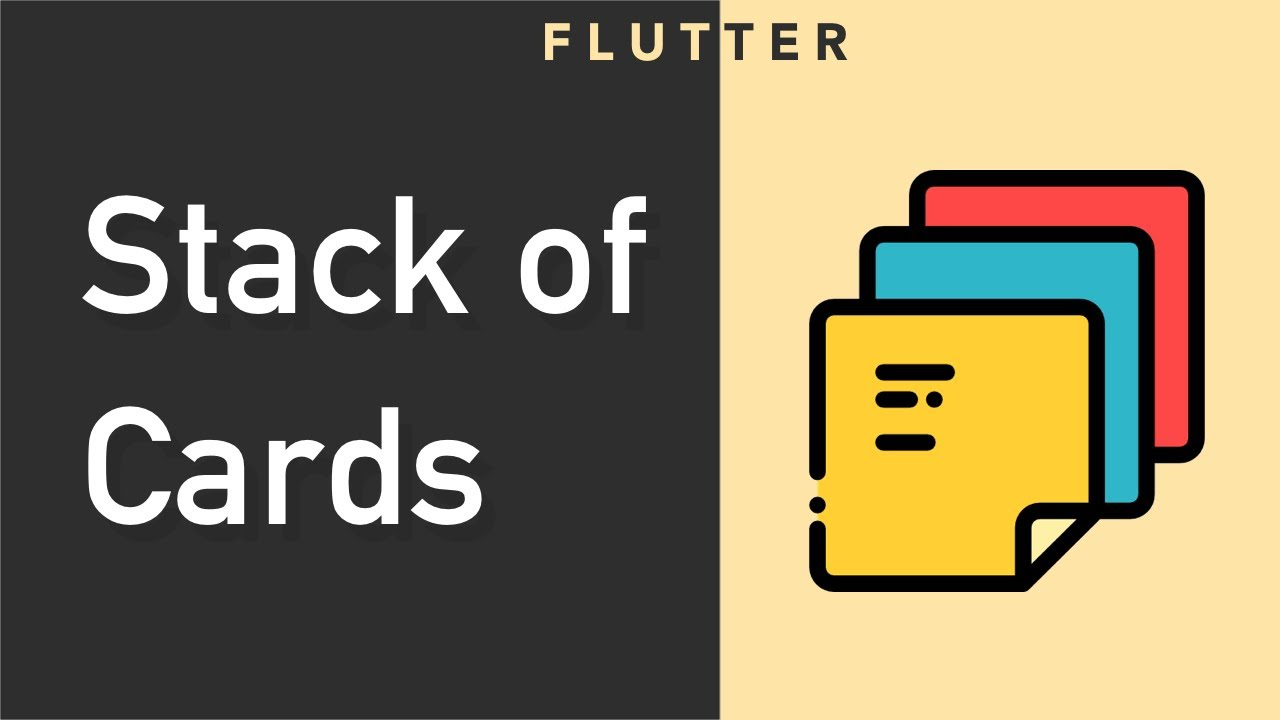 Flutter Card Example