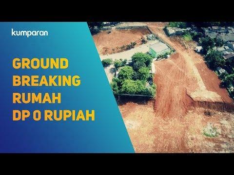 Ground Breaking Klapa Village, Program Hunian DP Nol Rupiah