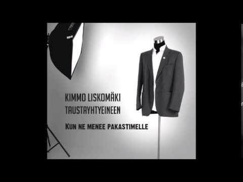 Kimmo Liskomäki Taustayhtyeineen - Mun Gotham City