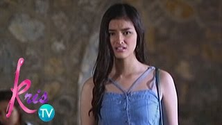 Liza cried because of Enrique
