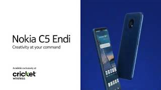 Nokia C5 Endi - Creativity at your command