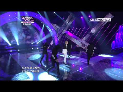 [Music Bank K-Chart] 1st Week of December & Yang Yoseob - Caffeine (2012.12.07)