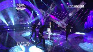 [Music Bank K-Chart] 1st Week of December & Yang Yoseob - Caffeine (2012.12.07)