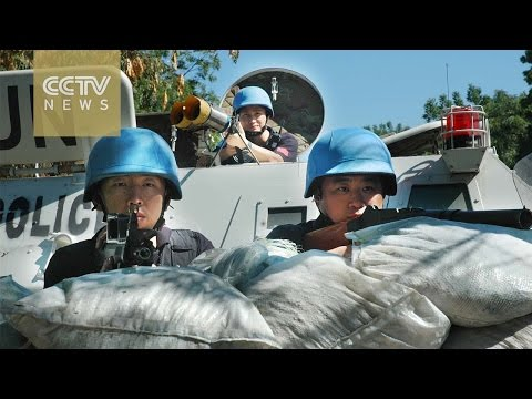 China rejects allegations its peacekeepers in South Sudan abandoned posts