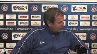 34e07dfd072 Tlačová beseda po zápase AS Trenčín - MFK Košice (0 0) - Duration  12  minutes.