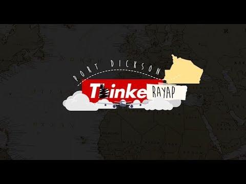 Thinkerayap: Port Dickson - The Domino's Effect