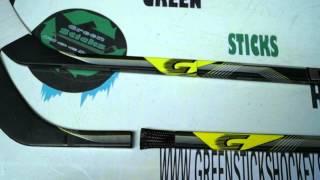 Green sticks hockey: réparation de batons de hockey et vente de monoblocs recyclés haut de gamme