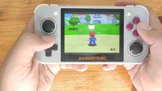 Trên tay máy chơi game  RG350 - King of Retro Handheld ?