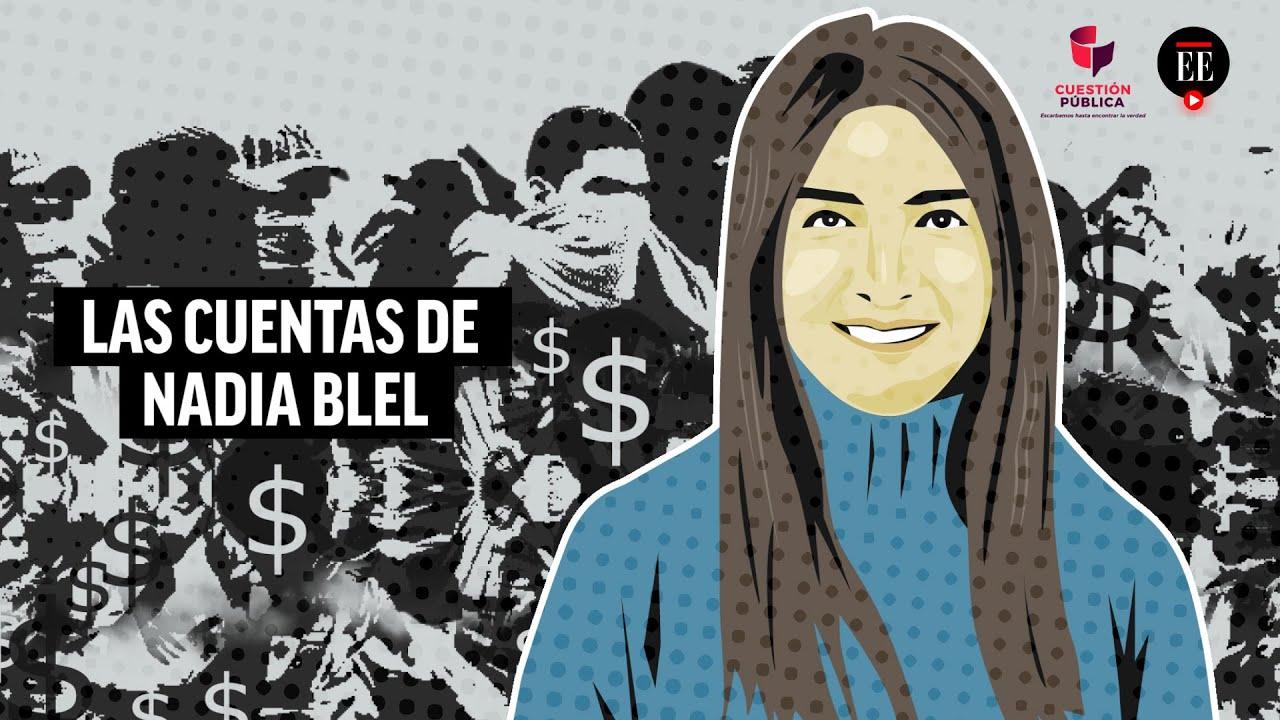 Nadia Blel Scaff y los detalles de su llegada al Senado - El Espectador
