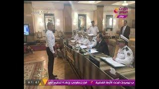 شاهد| وزير الداخلية يحضر اختبارات كلية الشرطة ويؤكد: عدالة مطلقة في الاختيار