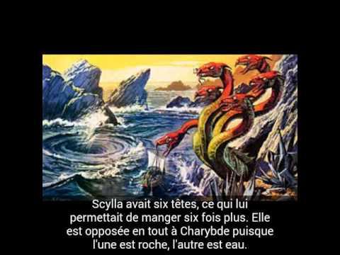 Charybde et scylla 6 me3 youtube - Comment dessiner ulysse ...
