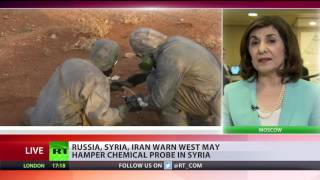 US 'can create any story as a pre text' to start military campaign   Assad's key advisor