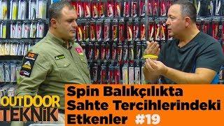 OUTDOOR TEKNIK  SPIN BALIKCILIK BOLUM 19