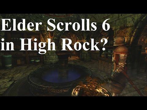 Elder Scrolls 6 in High Rock?