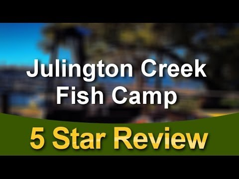 Julington Creek Fish Camp Jacksonville           Excellent           5 Star Review By Gayle G.