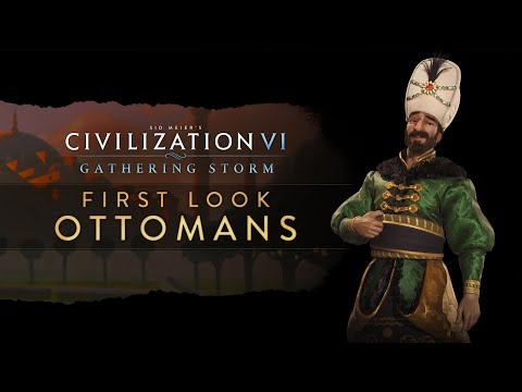 Choose the right Civilization 6: Gathering Storm leader for