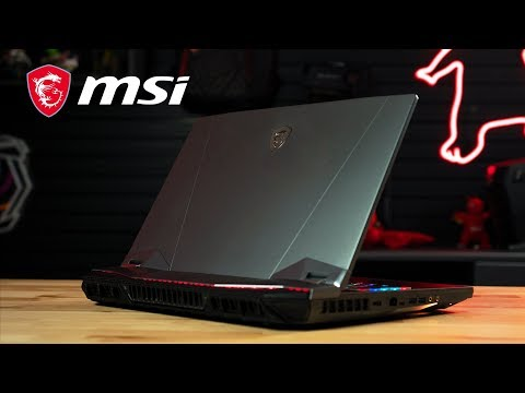 Achieve Total Dominance - GT76 Titan Unboxing | MSI