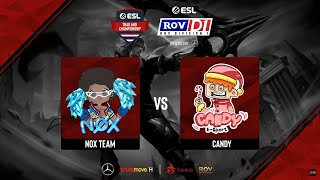ESL Thailand Championship - RoV Division 1, Presented by Mercedes-Benz | Week 4 Day 1