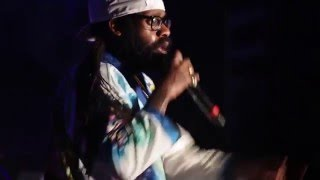"Tarrus Riley  ""Gimme Likkle One Drop"" live  Jamrock Reggae Cruise 2015"