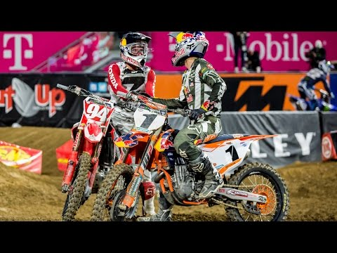 450SX Highlights from San Diego - Race Day LIVE 2017