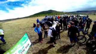 Lifestyle-Mongolia's first mountain bike downhill / enduro / hardtail kind of bike race