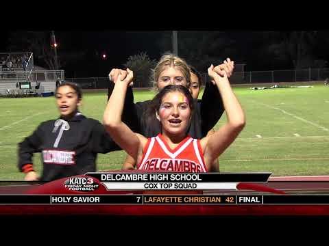 FNF Week 12: Cox Top Squad - Delcambre High School
