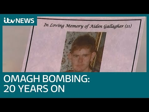 Omagh victim's coat still hangs in garage 20 years after bombing | ITV News