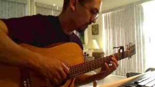 Shanghai - Andy McKee Cover