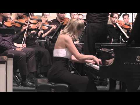 New York Concerti Sinfonietta, Paul Hostetter Principal Conductor Presents Jamina Gerl, PIano
