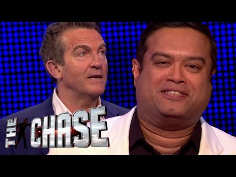 Bradley's Awful Hoover Joke Will Make You Laugh, Then Cringe! | The Chase