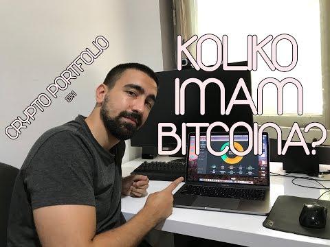 Koliko Imam Bitcoin-a? Crypto Portfolio EP. 1