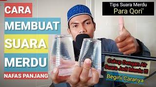 Download Cara Membuat Suara Merdu dan Enak Didengar    Bonus Belajar Adzan Bilal bin Rabah Part1