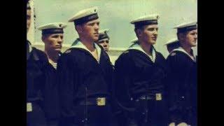 Севастополь, цветной документальный фильм 1961г.