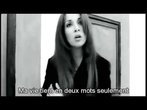 Hélène Segara - Ma Vie Tient En Deux Mots - Video No Official + Paroles [lyrics]